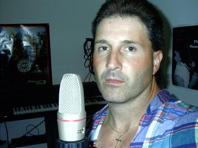Phil Vincent - Melodic Rock with Class